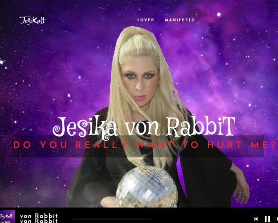 JeffJack client Jesika von Rabbit